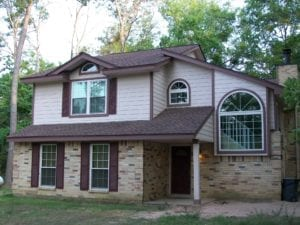 New Roof Replacement Lifetime Shingle The Woodlands Tx with low payments.
